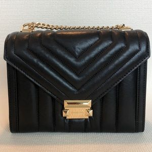 Michael Kors Whitney Small Quilted Leather Bag